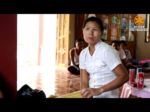 (English subtitle) Villagers say no to the cement project in Hpa an Township, Karen State