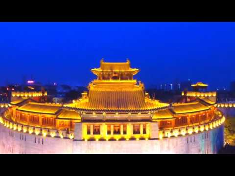 【视频看中国】Luoyang,Chinese cultural city, the ancient capital of the world history