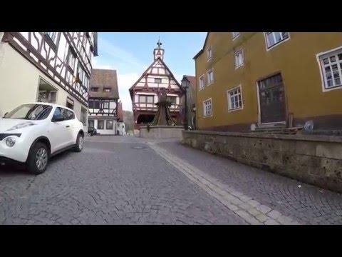 STREET VIEW: Mühlheim an der Donau in GERMANY