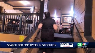 Job fair to help bring staffing back to Stockton's Miracle Mile businesses