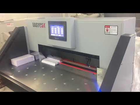 Easy Cut Hydraulic Paper Cutter