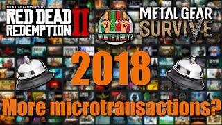2018 and more Microtransactions - Red Dead Redemption 2?