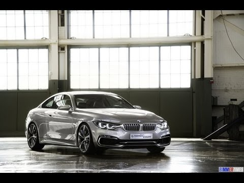 WORLD DEBUT: BMW 4 Series Coupe