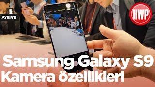 Samsung Galaxy S9 Kamera Özellikleri