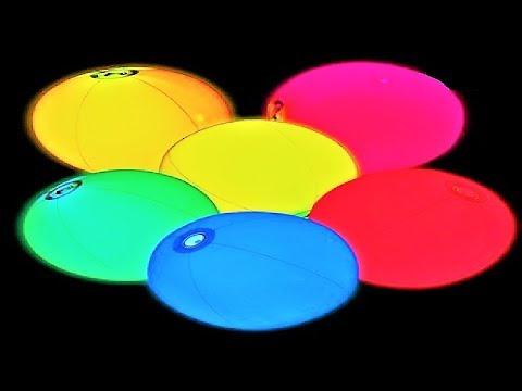 glow beachball review youtube