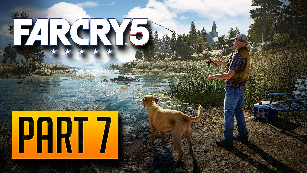 Far Cry 5 Walkthrough Gameplay Part 7 Mission: The