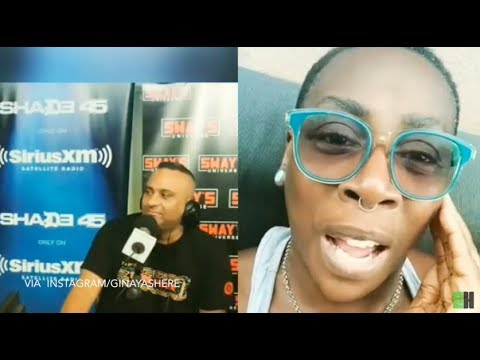 Russell Peters Blasted By Gina Yashere For Stealing Jokes  CH