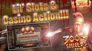 Lil Slots & Casino Action!!