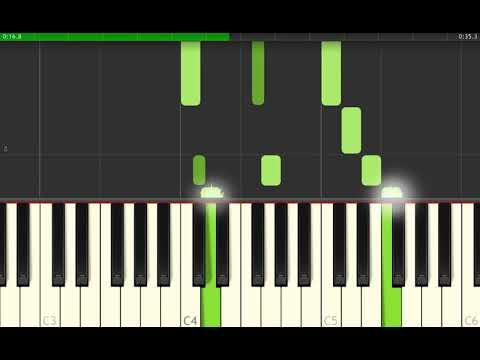 Johny Johny Yes Papa - Piano Tutorial