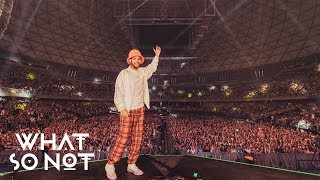 What So Not Lollapalooza Chile 2018 Full Show