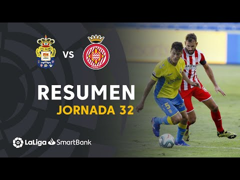 Las Palmas Girona Goals And Highlights