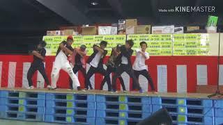 エース少年団  夏祭り K-POP BTS Dance   FIRE+BOYINLOVE+Anpanman+DOPE