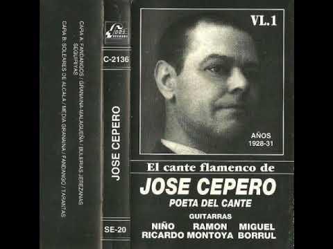Jose Cepero - Fandangos