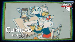 RazörFist Arcade: CUPHEAD (Part 2)