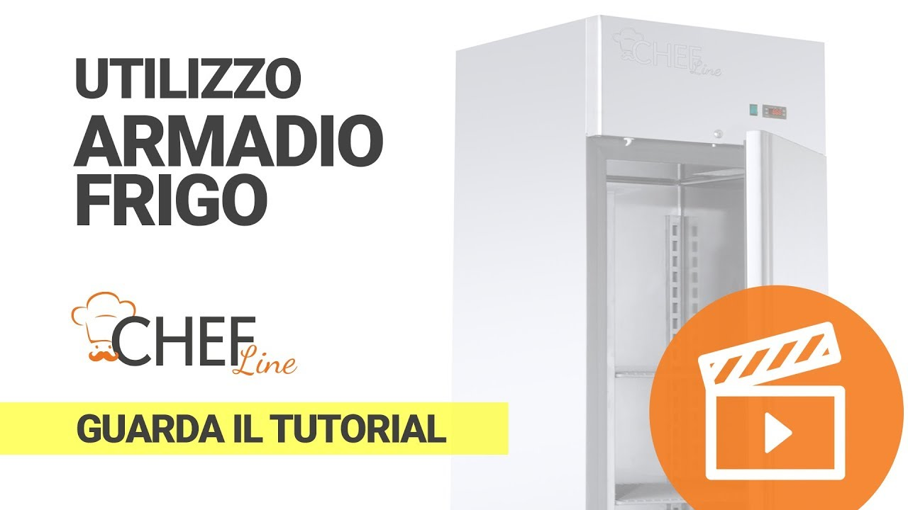 Frigo Chefline Video Guida All Uso Youtube - Frigo Standard
