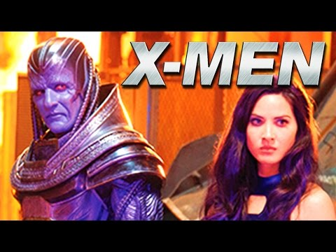 What the Heck is Wrong with Apocalpyse?! #XMenApocalypse