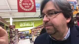 """""""C'est qui le patron ?!""""   Facebook Live d'une visite en magasin à la recherche des produits"""