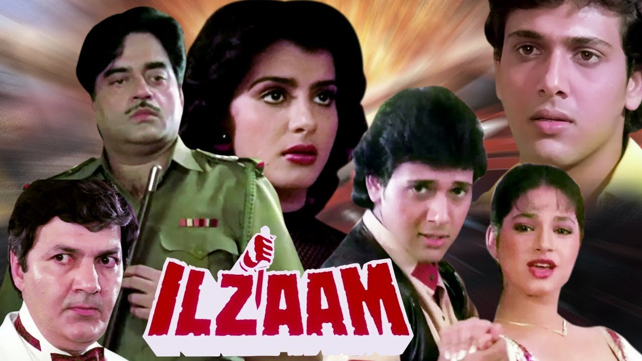 Ilzaam | Showreel | Govinda | Shatrughan Sinha | Full HD Hindi Action Movie