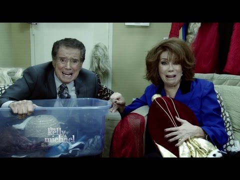 Regis and Kathie Lee Wake Up From a Nightmare