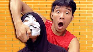 Lột Mặt Nạ Hacker | Mask Unfold  | PHD Troll