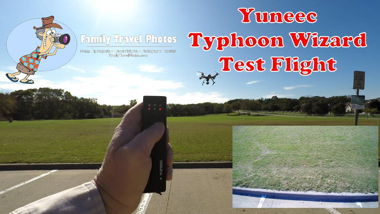 yuneec typhoon wizard flight test initial review typhoon. Black Bedroom Furniture Sets. Home Design Ideas