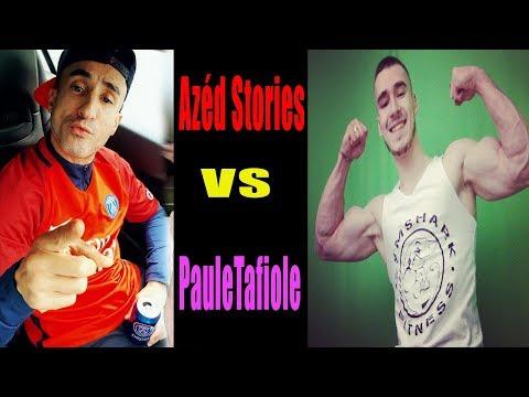 Azéd Stories VS Pauleta