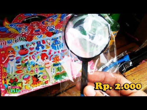 Surprise Bangun Tidur dibelikan Mainan Anak dari Pedagang Keliling ! Mainannya murah dan bagus