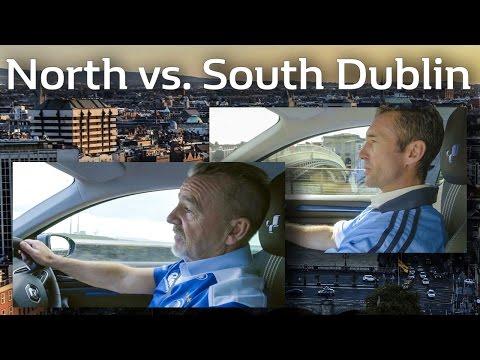 North vs South Dublin