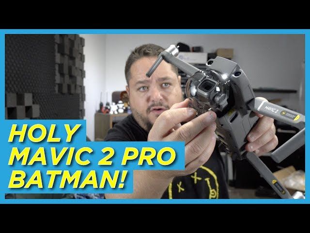 DJI Mavic 2 Pro Hands-on