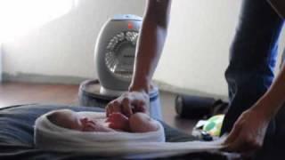 Newborn Cheesecloth Wrap