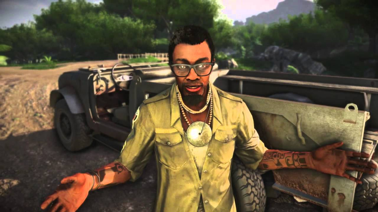 Far Cry 3 The Official Launch Trailer Uk Youtube