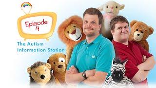 Autism Bluebee TeeVee EP4 |  Autism and Friendship