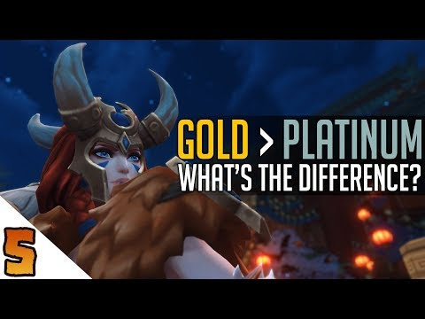 Gold to Platinum: What's The Difference?