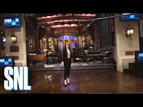 Tina Fey's 360° Tour of Studio 8H - SNL