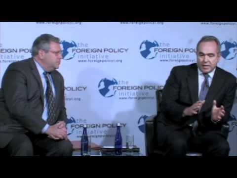The Obama Administration's Pivot to Asia - A Conversation with Assistant Secretary Kurt Campbell