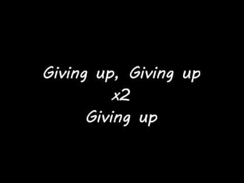 Save Me-Nicki Minaj (Lyrics on Screen)