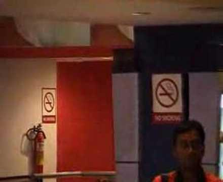 NO SMOKING GALLERY AT PRASADS IMAX / MULTIPLEX