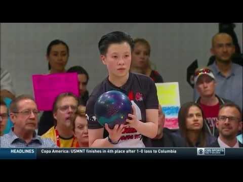 PWBA Bowling Storm Sacramento Open 06 21 2016 (HD)