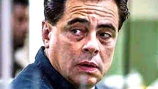 ESCAPE AT DANNEMORA Bande Annonce (2018) Benicio del Toro, Policier, Nouvelle Série