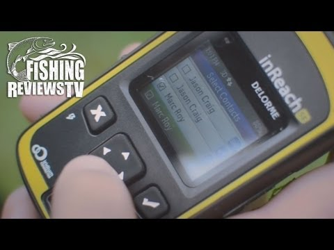 inReach SE - Two-way Satellite Communicator Review