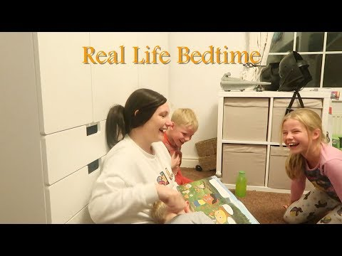 Real Life Bedtime | Daily Vlog | 28 09 2017