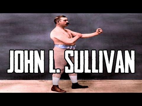 The Greats: John L. Sullivan
