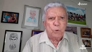 O PRESIDENTE JAIR BOLSONARO VOLTOU A CRITICAR AS MEDIDAS DE ISOLAMENTO E O USO DE MÁSCARAS...