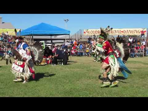 2019 Traders Village Powwow Houston, Tx. - Saturday Mens Traditional