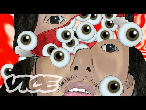 【VICE Photo Issue 2013】特別対談!新田桂一 × 駕籠真太郎 - Keiichi Nitta x Shintaro Kago
