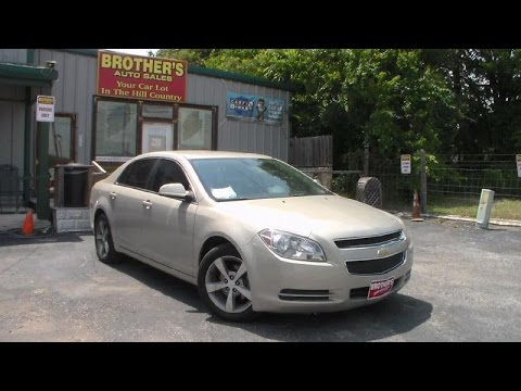 2011 Chevrolet Malibu 1LT Review