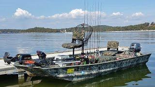 War Eagle Boat Made Even Better!!!
