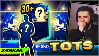 I Packed 30+ Team Of The Seasons! (FIFA 21 TOTS Pack Opening)