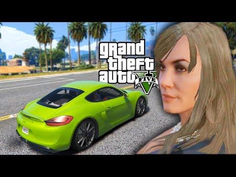 GTA 5 MOD VITA REALE: li ho denunciati! Porsche con Chelsea e nuovo CANE!