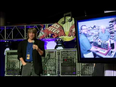 The Power of Modular Synthesis - Moogfest 2010
